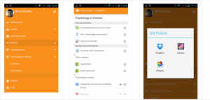 VLE Mobile App