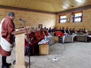 First-ever national conference on Buddhism