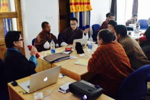Training on Research Proposal Writing and Postgraduate Supervision Practices
