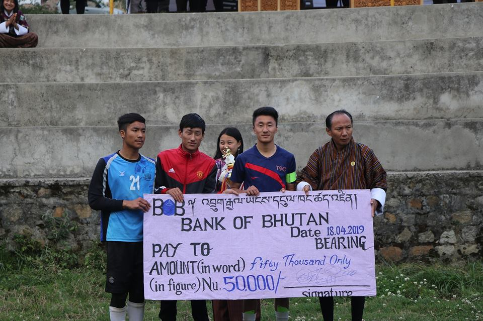Rigzhung Foundation Cup concludes