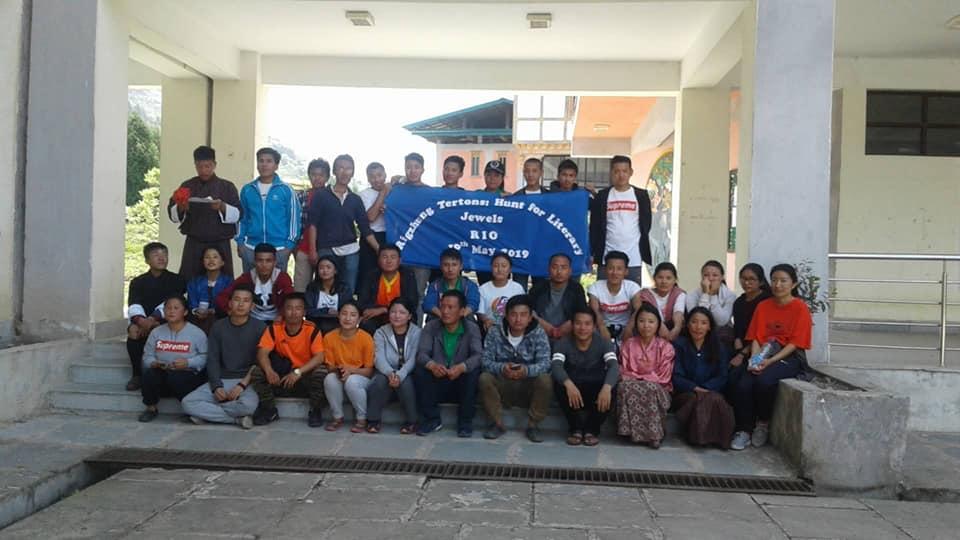 Rigzhung Initiators and Organizers