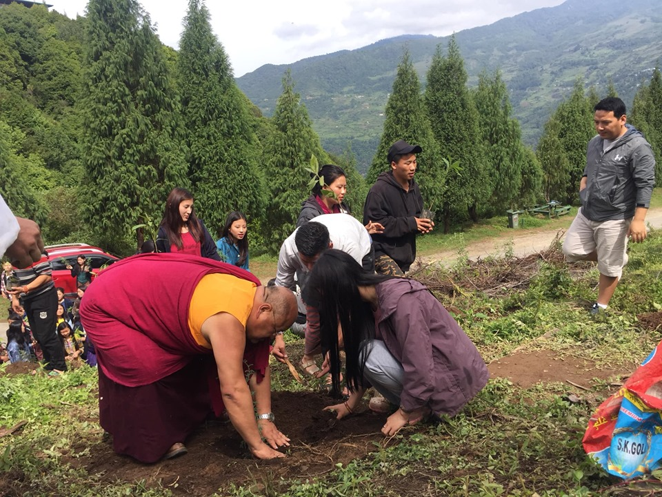 CLCS observes Social Forestry Day